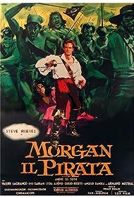 Morgan il pirata (1961) Poster - Movie Forum, Cast, Reviews