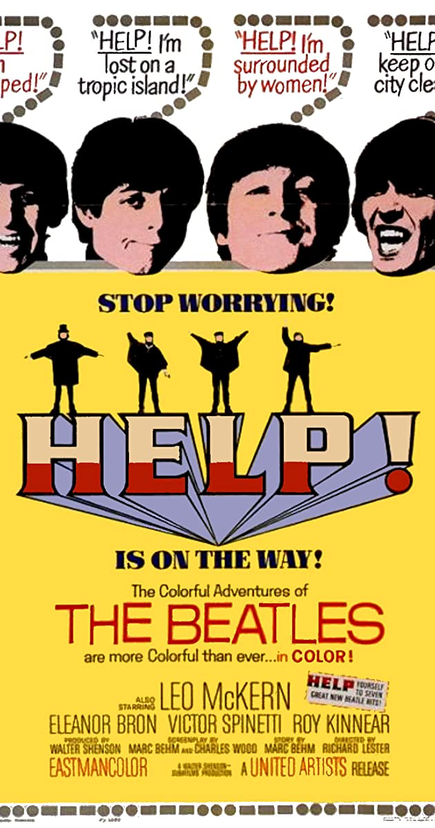 Help! (1965) Subtitles