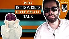 ¿Por qué los introvertidos odian las pequeñas conversaciones?