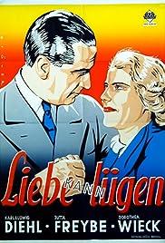 Liebe kann lügen Poster