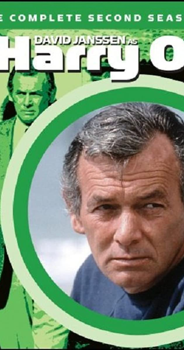 Harry O (TV Series 1973–1976) - IMDb