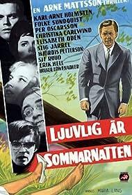 Ljuvlig är sommarnatten (1961)