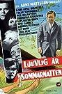 Ljuvlig är sommarnatten (1961) Poster