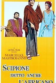 Scipione detto anche l'africano (1972) Poster - Movie Forum, Cast, Reviews
