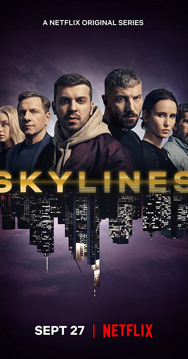 Download Skylines or watch streaming online complete episodes of  Season1 in HD 720p 1080p using torrent