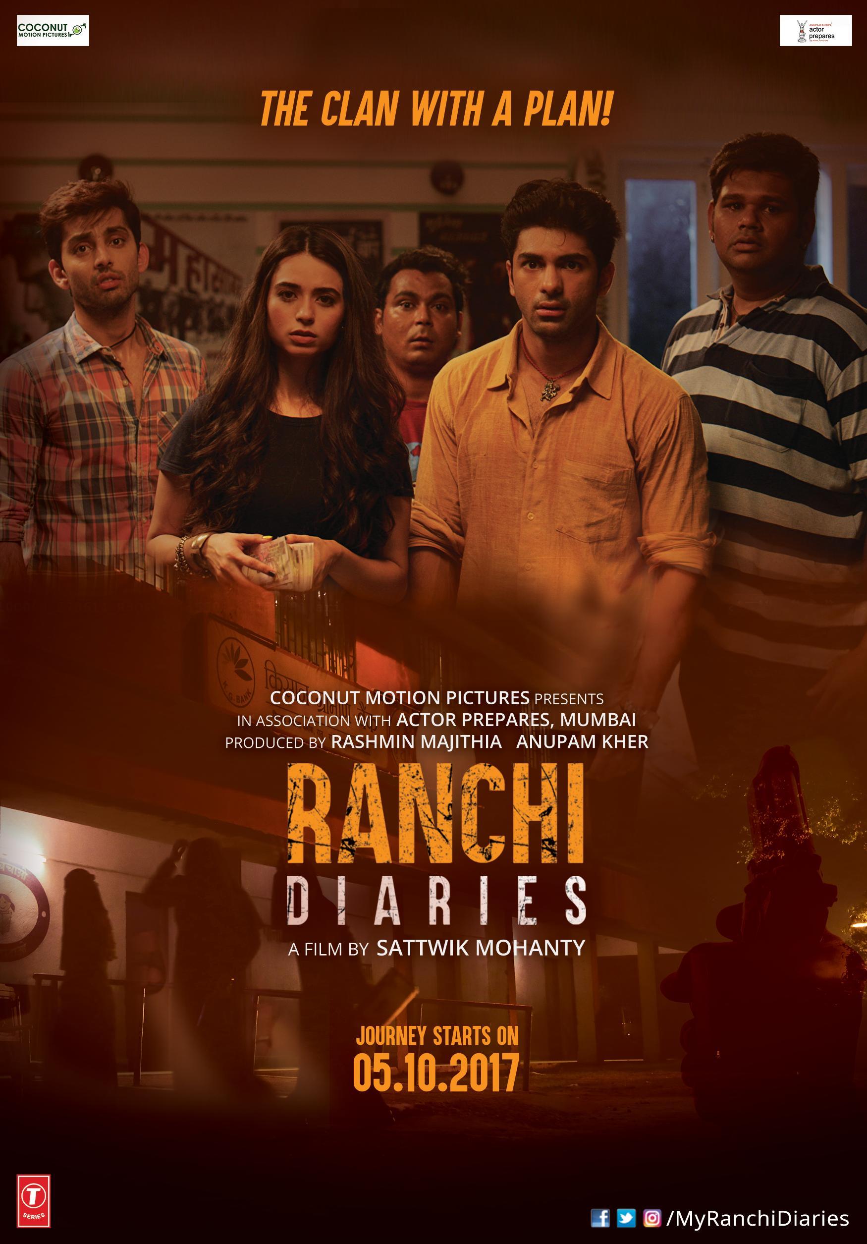 Ranchi Diaries (2017) - IMDb
