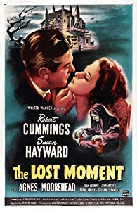 Computer watching hd movies The Lost Moment [mp4]