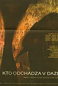 Kto odchádza v dazdi (1975)