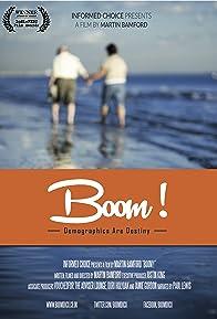 Primary photo for Boom! Demographics are destiny