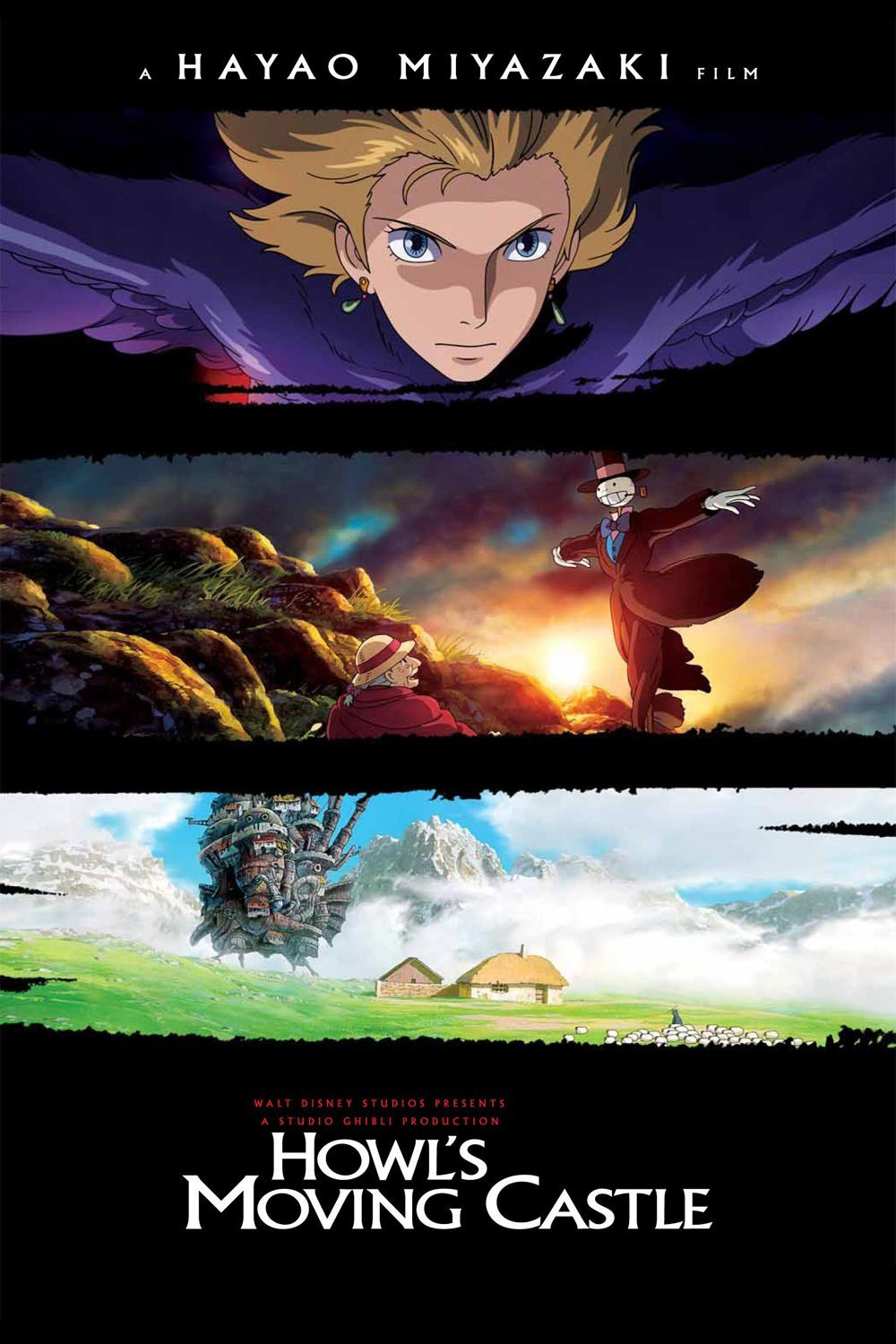 Howls Moving Castle 2004 Imdb