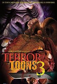 Terror Toons 3 Poster