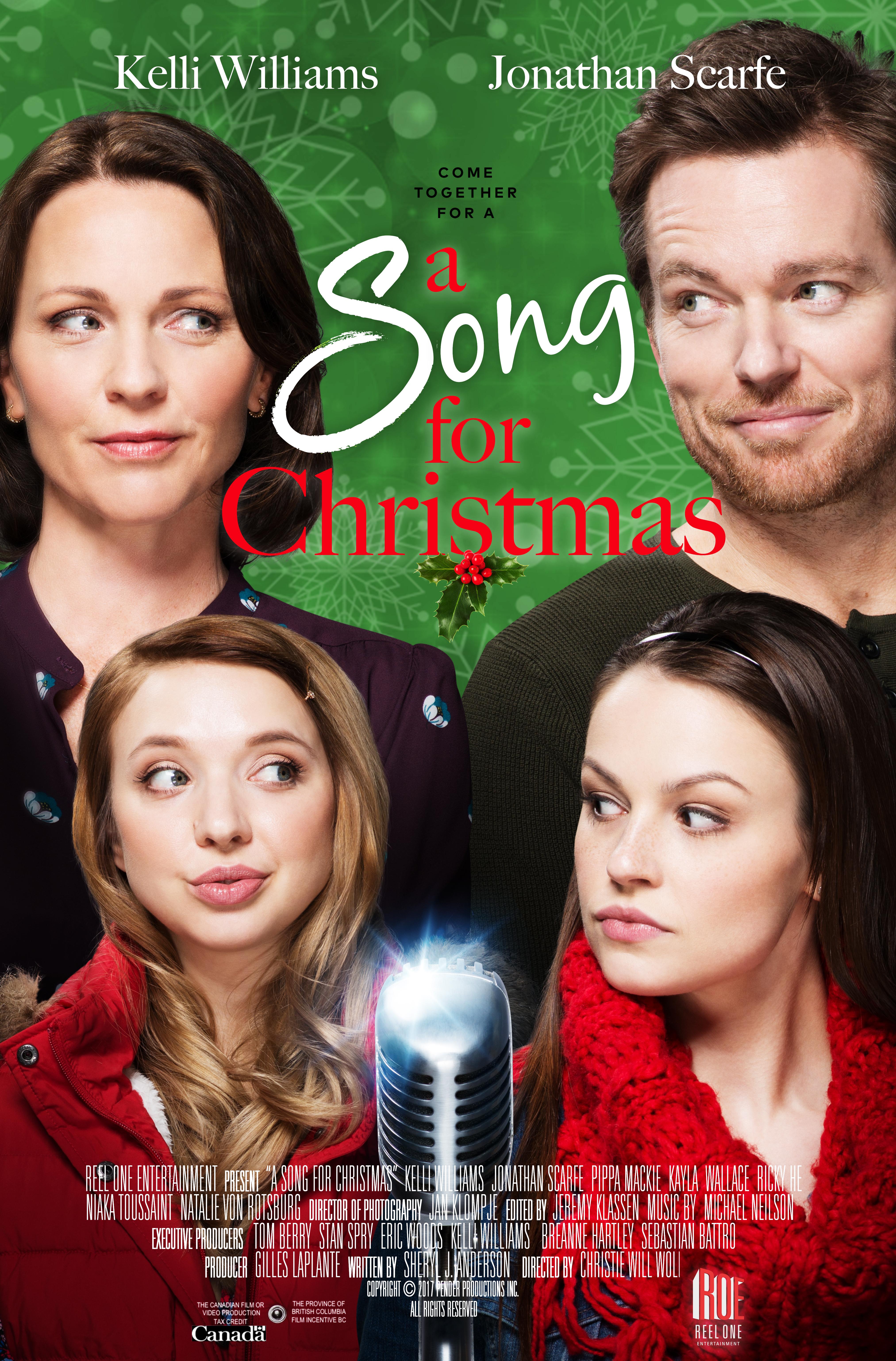 christmas solo tv movie 2017 imdb - Christmas Movie Songs