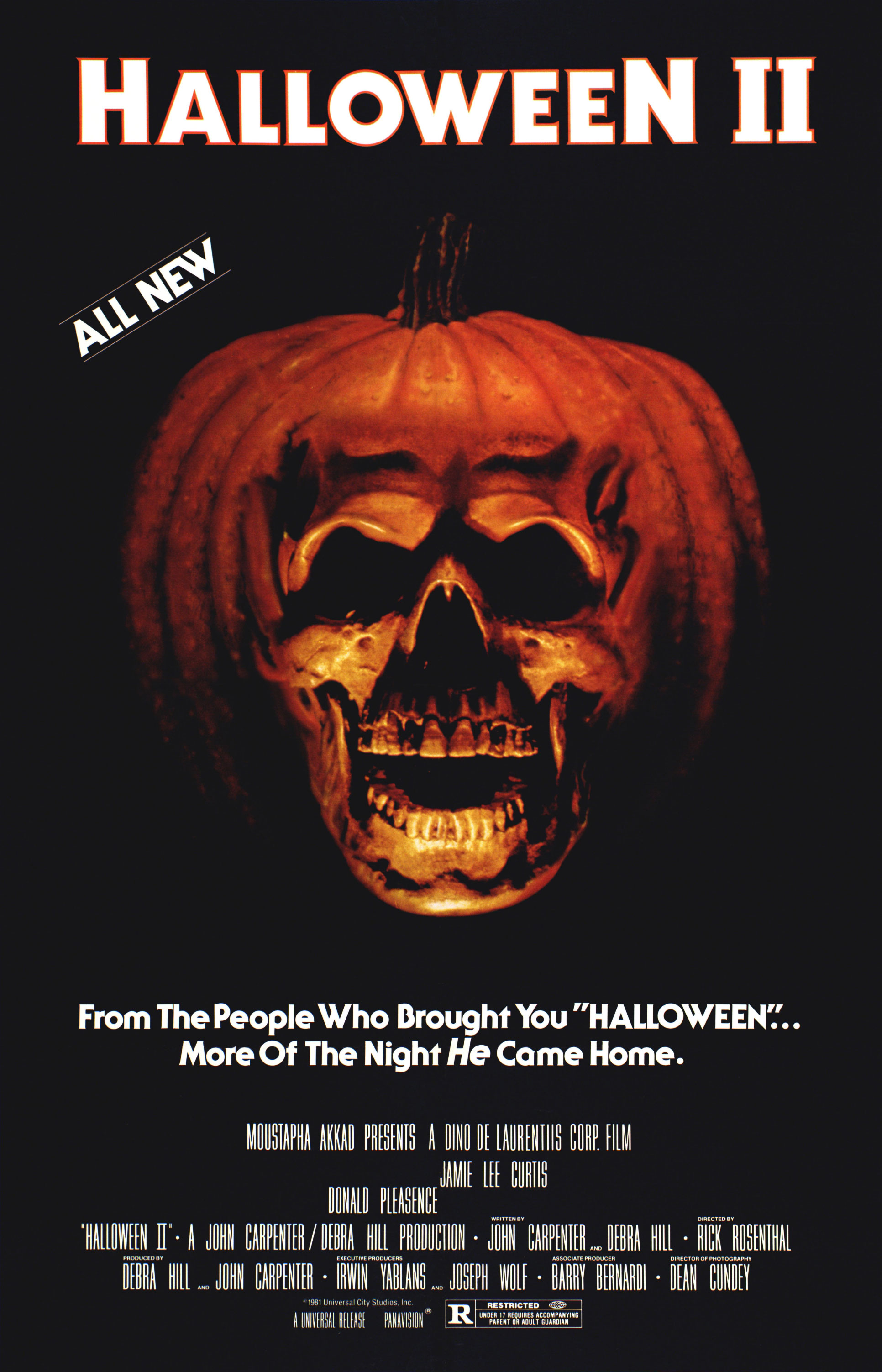 Halloween Movie Pumpkin 2018.Halloween Ii 1981 Imdb