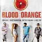 Iggy Pop, Kacey Clarke, Antonio Magro, and Ben Lamb in Blood Orange (2016)