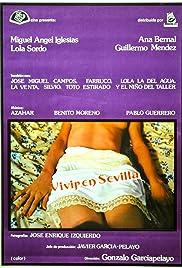 Vivir en Sevilla Poster