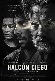 Halcón Ciego Poster
