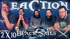 Black Sails 2x10 REAZIONE FINALE !!