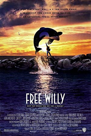 Free Willy Poster Image