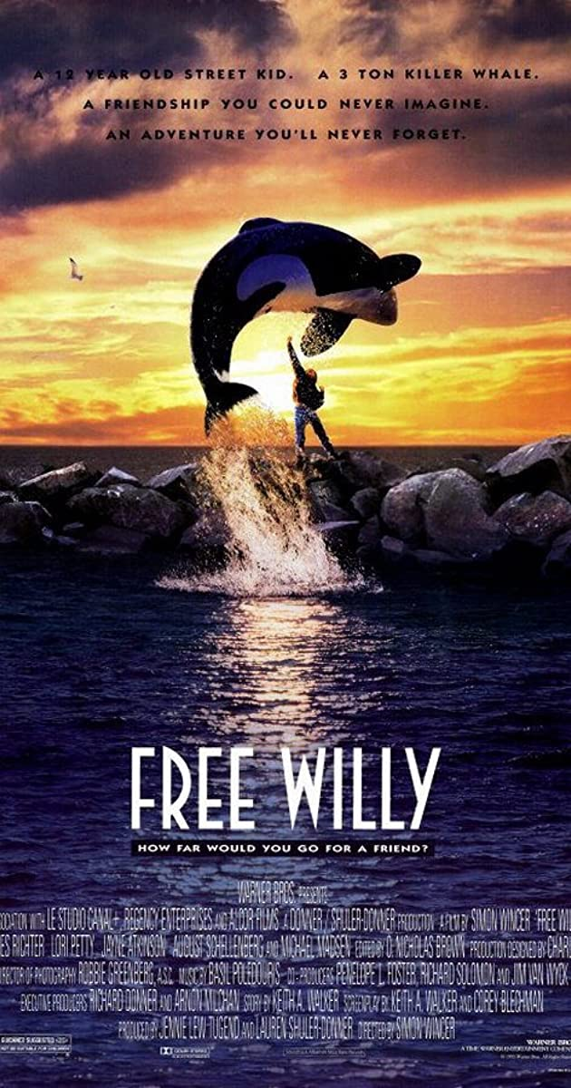 Free Willy 1993