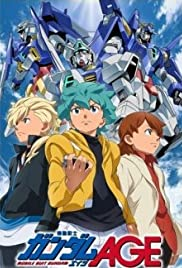 Mobile Suit Gundam AGE Poster