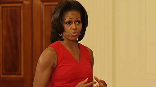 The Biggest Loser: The First Lady Talks About The Let's Move Initiative