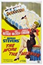 The More the Merrier (1943) Poster