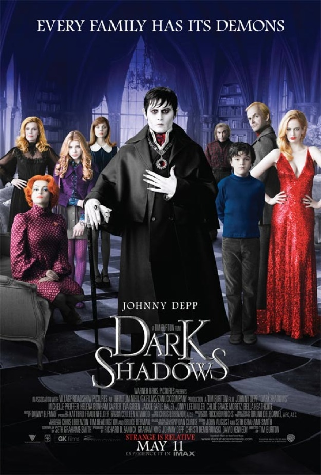 Dark Shadows (2012) Hindi Dubbed
