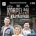 Esa Latva-Äijö, Karoliina Vanne, and Janne Kataja in Korpelan kujanjuoksu (2016)