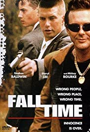 Fall Time (1995) Poster - Movie Forum, Cast, Reviews