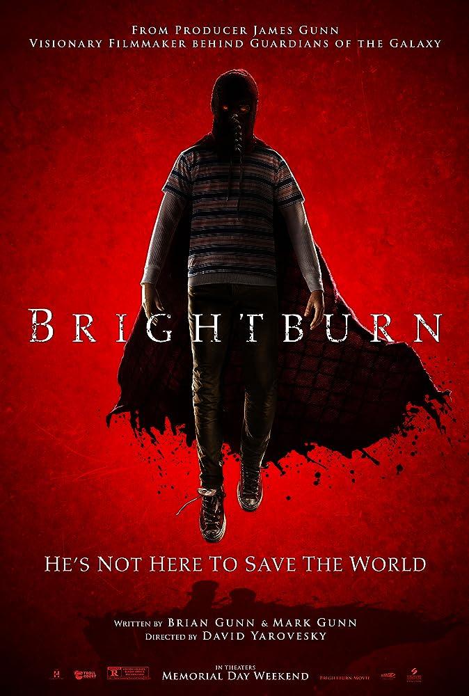 Mirties blyksnis / Brightburn (2019) online