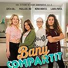 Sofia Coll, Laura Porta, Paula del Río, and Núria Montes in Bany Compartit (2019)