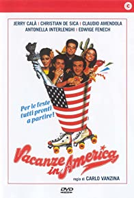 Primary photo for Vacanze in America