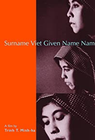 Primary photo for Surname Viet Given Name Nam