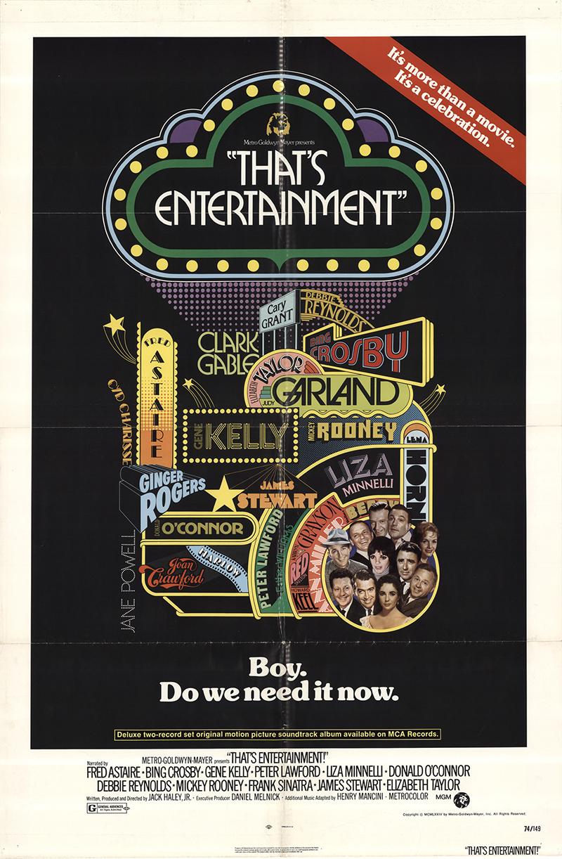 That's Entertainment! (1974) - IMDb