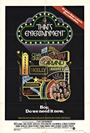 That's Entertainment! (1973) Poster - Movie Forum, Cast, Reviews