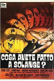 Cosa avete fatto a Solange? (1972)