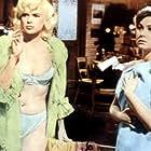Jayne Mansfield and Danik Patisson in Too Hot to Handle (1960)