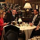 Julia Ormond, Sarah Aldrich, Gary Basaraba, Jon Hamm, and Jessica Paré in Mad Men (2007)