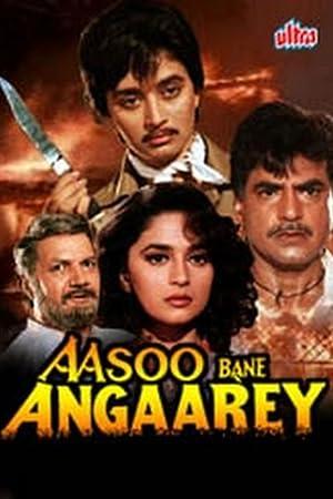 Madhuri Dixit Aasoo Bane Angaarey Movie