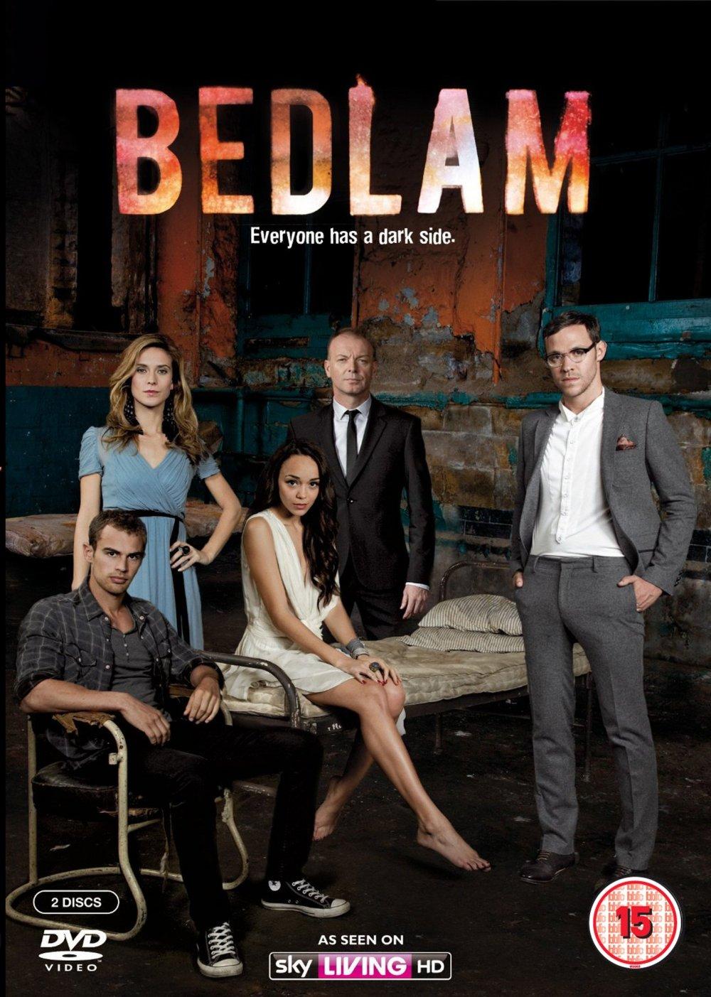 BEDLAM (1 Sezonas)