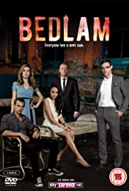 Bedlam Poster - TV Show Forum, Cast, Reviews