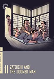 Zatoichi and the Doomed Man Poster