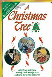 A Christmas Tree Poster