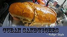 Cuban Sandwiches - Rubyn Style