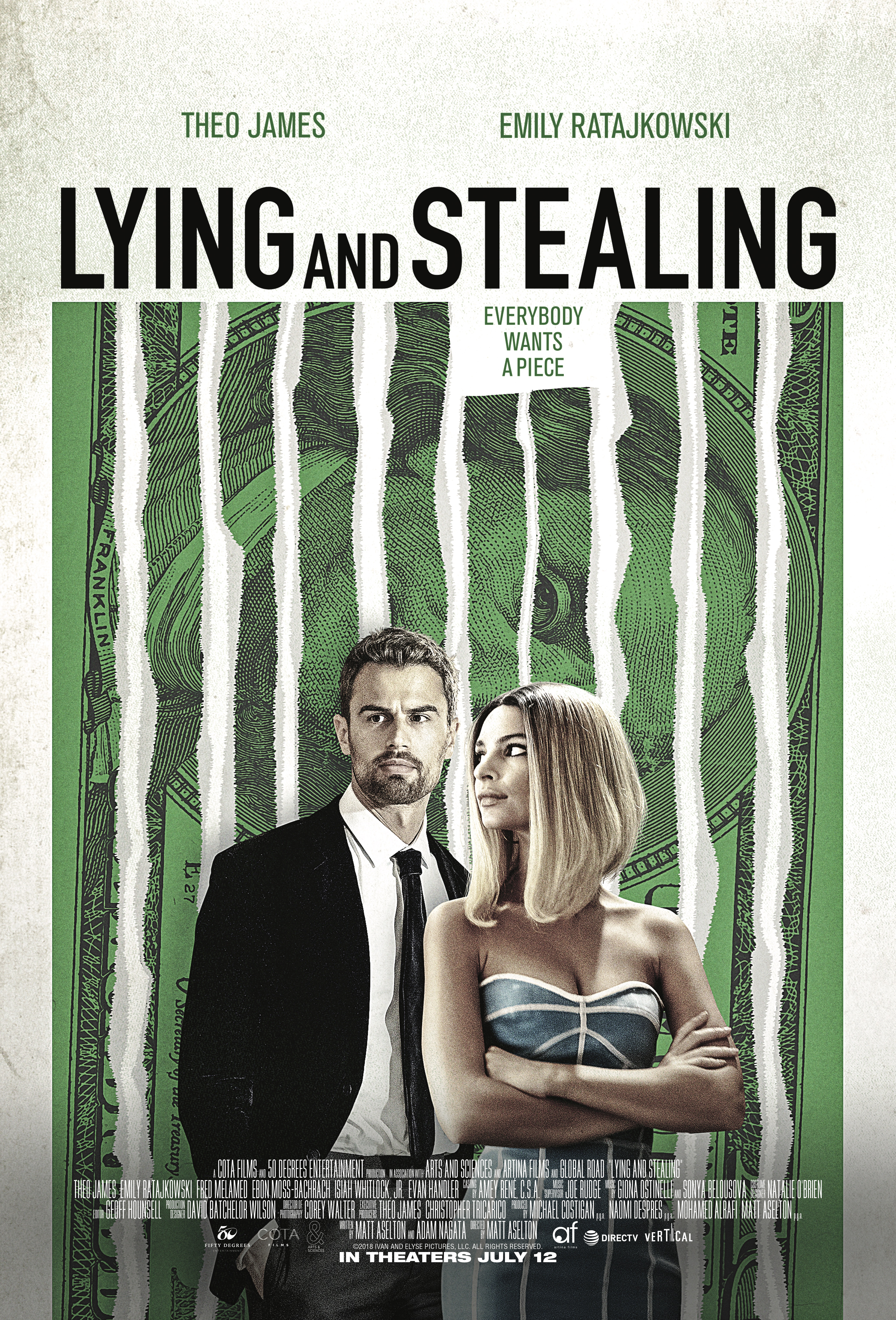 Lying and Stealing (2019) WEBRip 720p & 1080p