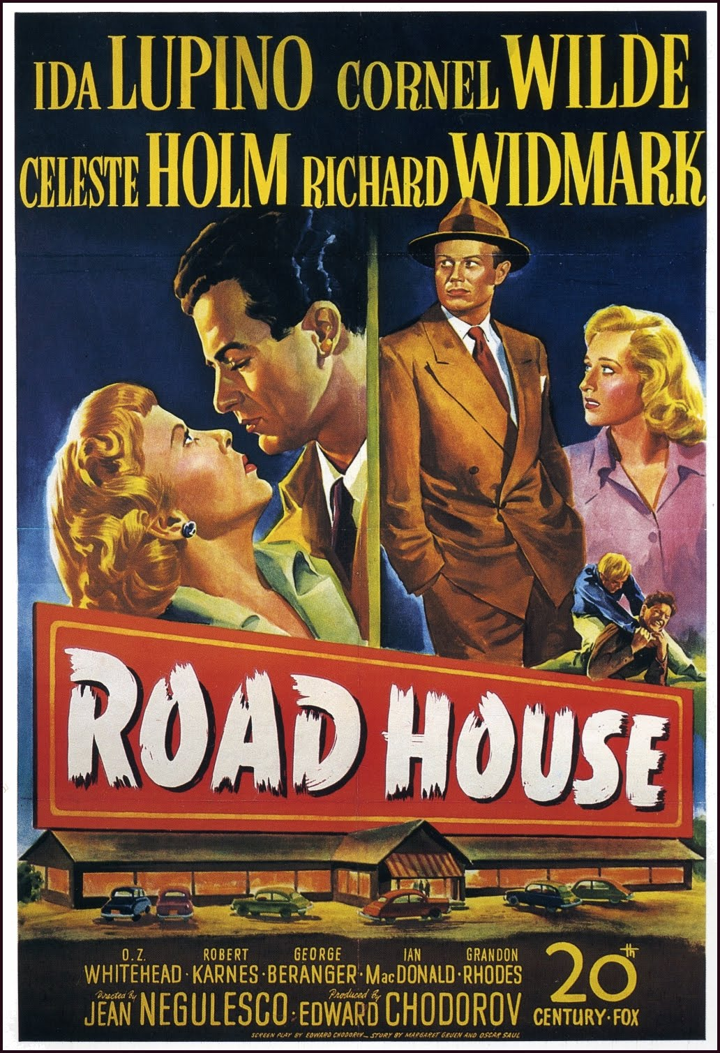 Image result for road house 1948