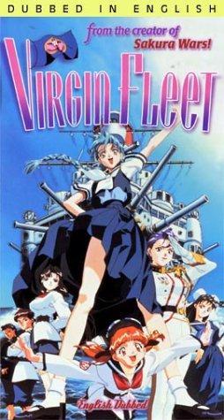 Virgin Fleet Anime Completo Latino Por Mega