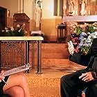 Fr. Rob Schultz and Natalia Samoylova