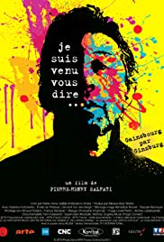 Gainsbourg by Gainsbourg: An Intimate Self Portrailt Poster