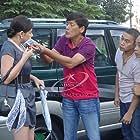 Vic Sotto, Bea Alonzo, Wally Bayola, and Jose Manalo in Pak! Pak! My Dr. Kwak! (2011)